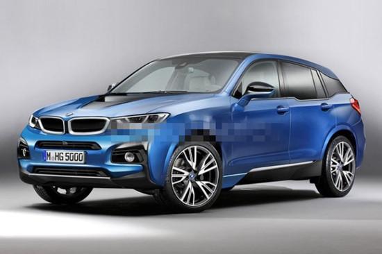 宝马将开发X3纯电动版 或放弃i5车型