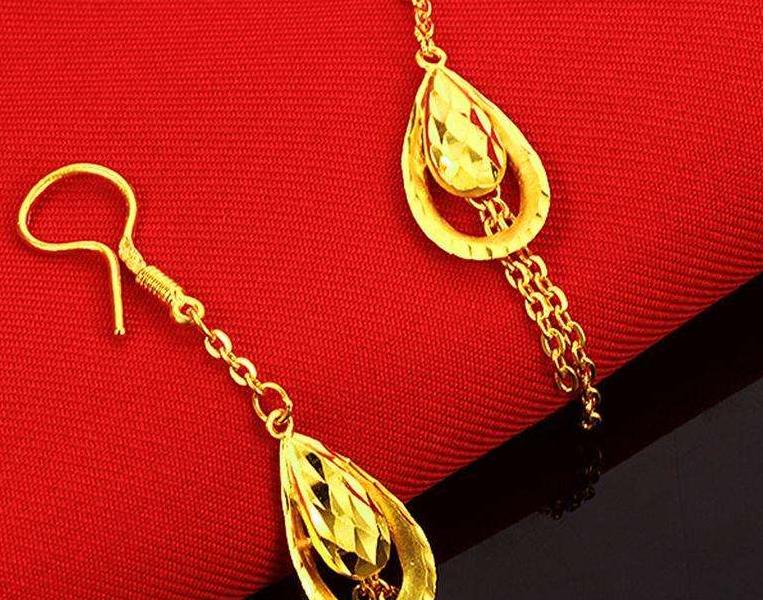 2017最流行的黄金耳环