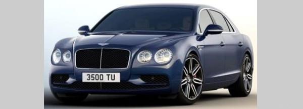 宾利将发布全新飞驰V8 S Mulliner特别版车型