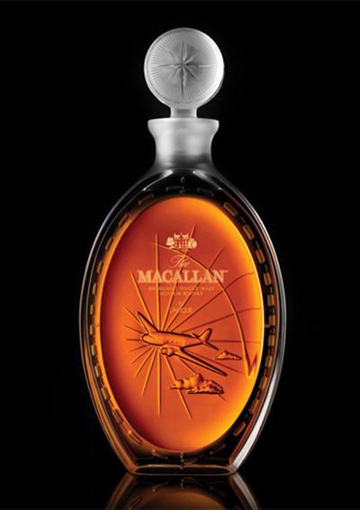 Macallan携手莱俪合作推出限量版1937年制威士忌