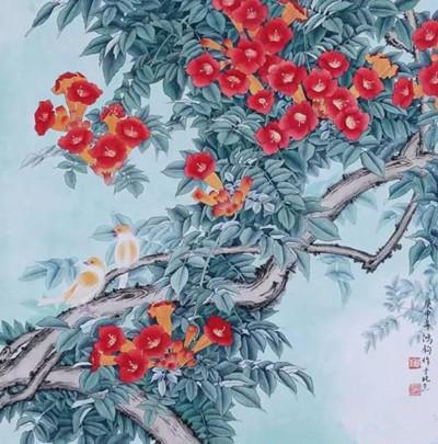 南方文交所艺术周即将即将开幕 旨在弘扬传统书画艺术