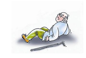 老人不慎跌倒怎么办?有哪些急救方法?