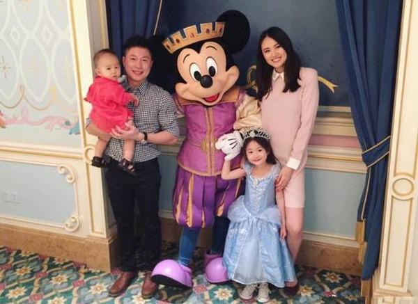 李小鹏为儿子庆1岁生日 富丽堂皇好像来到了童话世界