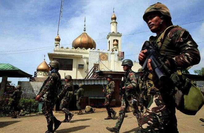 IS占领菲律宾一个省 为何菲律宾突然遭受如此严重的恐袭?