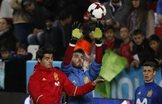 曼联给德赫亚标天价:7500万欧元