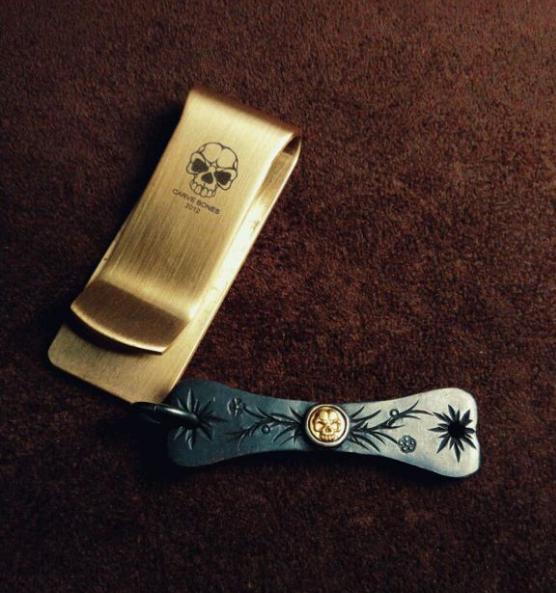 手工纯银饰品CARVE BONES——时尚界的标杆