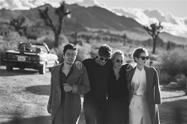 Oliver Peoples释出品牌奢侈品眼镜30周年广告大片