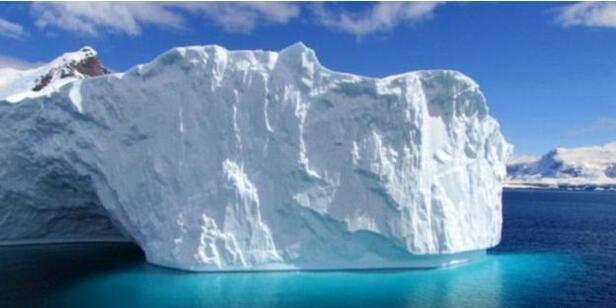 南极拉森冰架裂缝加大 将成为从未见过的巨大冰山