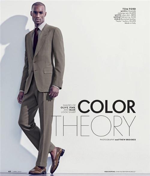 Neiman Marcus(尼曼)释出最新2017男装时尚型录