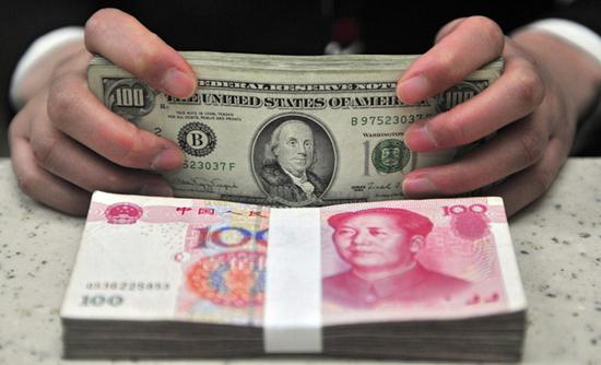人民币汇率暴涨 能否继续一路高歌?