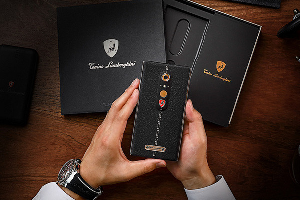 兰博基尼推出全新ALPHA ONE豪华安卓智能手机