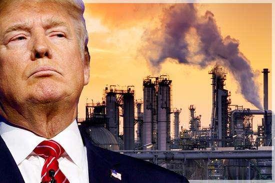 美国退出巴黎气候协定