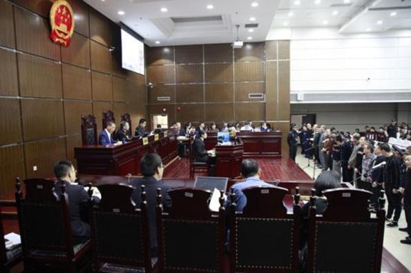 浙江判决一特大涉黑案:涉及28人 首要分子犯10宗罪