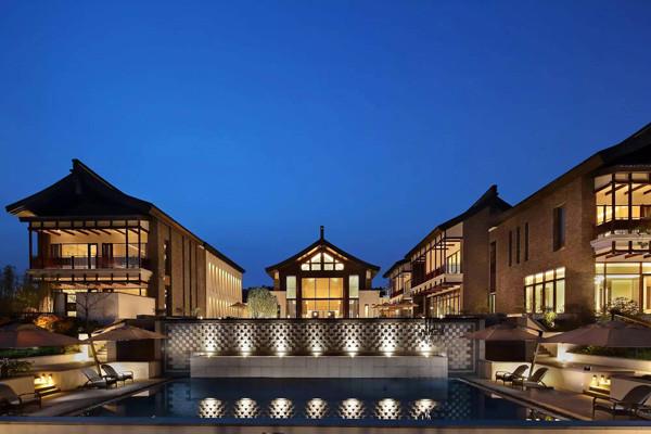 WEI天目湖酒店开启中国首家高端度假酒店