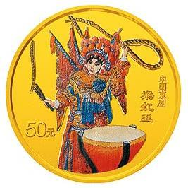中国近代金币史上的两位巾帼英豪纪念金币介绍