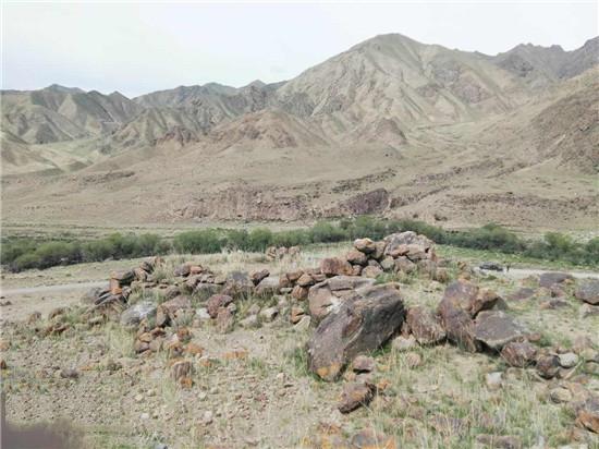 天山科考新发现:2500年以前保持相对完好的大型人类聚落遗址