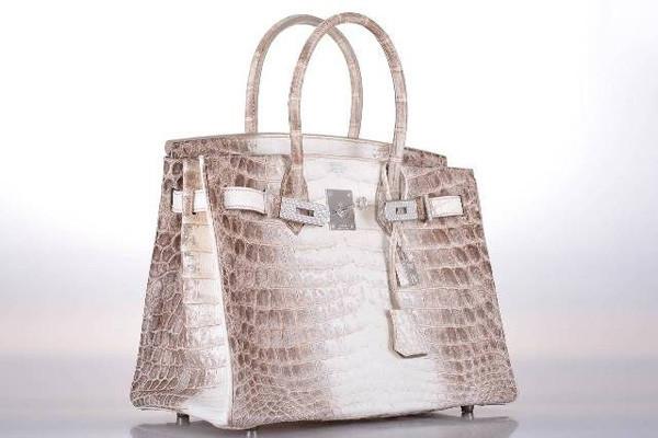 产量最低手袋之一 爱马仕铂金包包38万美元拍出创纪录