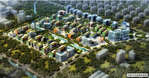 """长清大学城的规划将充分尊重自然环境和山水生态格局,强调大学城资源共享和后勤社会化的理念,通过不同层次、等级、规模、功能的共享区的配置,建立起大学城的空间结构体系,并预留未来发展空间。建立依托轨道交通、高速公路、国道省道对外通达便捷的外部交通体系和以公交优先、共享单车和慢行系统相结合的内部交通体系,打造大学城综合交通枢纽,促进大学城与城区融合发展。坚持""""以人为本""""的规划理念,融合区域山水生态环境,注重形态格局和风貌特色,优化空间组织,明确建筑高度、体量、风格、色彩管控要求,打造具有国际水准的大学城特色形象标志区。"""