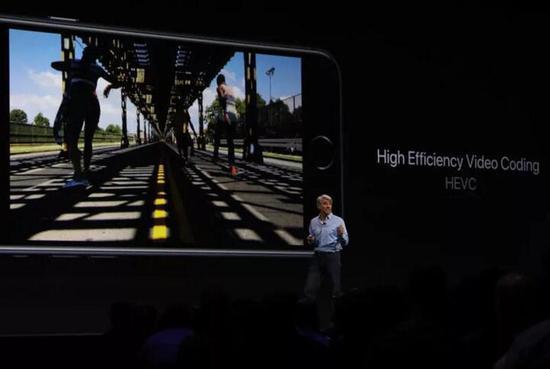 IOS11最新功能:拍摄照片视频大小减半