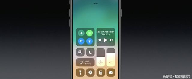苹果IOS11三大新功能 几乎为中国用户量身打造