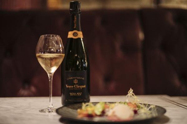 凯歌香槟于香港发布特级干型极老香槟名酒