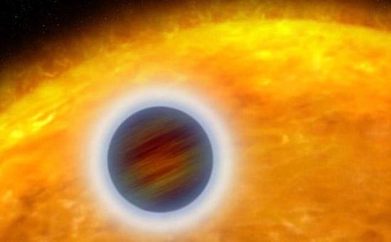 最热行星气温高达4327 宛若炼狱!