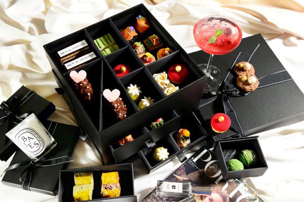 北京丽思卡尔顿酒店携手颇特女士推出时尚下午茶