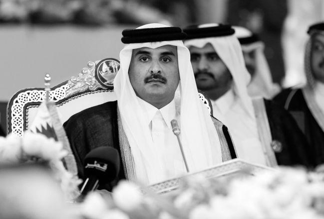 卡塔尔外交危机
