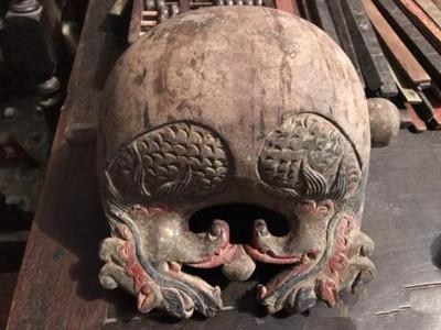 民间收藏家捐古物构件 助力家乡传统文化传承