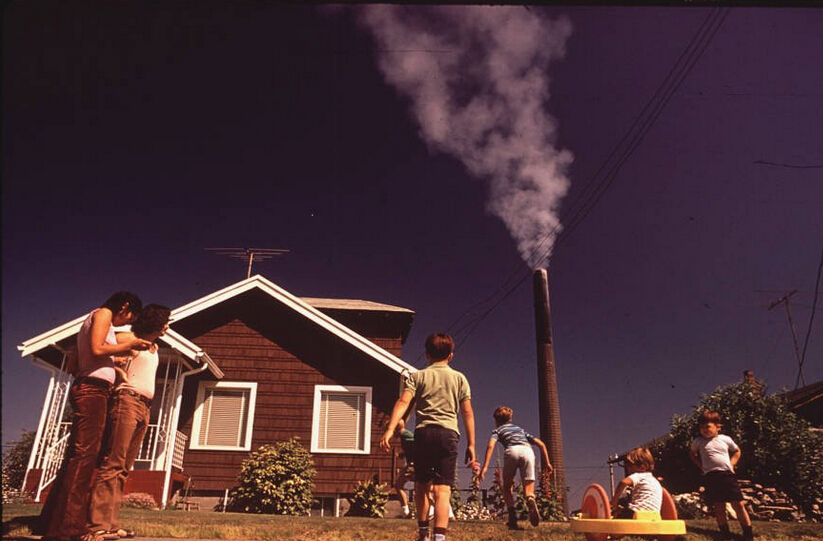 带你走进国外环境污染 看完后惊呆了