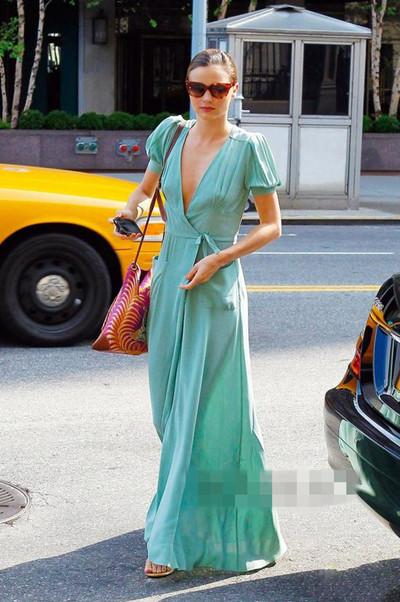 欧美服装流行趋势示范 裹身裙的性感简直要命