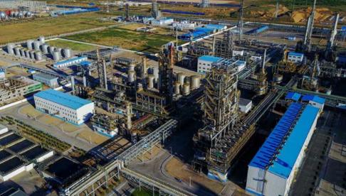 内蒙古伊泰集团200万吨/年煤炭间接液化示范项目正式开工