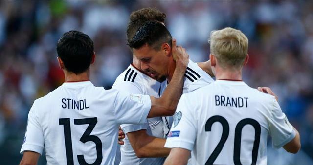 世预赛-瓦格纳上演帽子戏法 德国队7-0狂胜圣马力诺