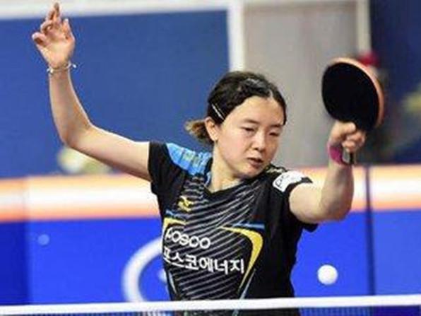 90后乒乓小将入韩籍 为了站在最高的竞技场上