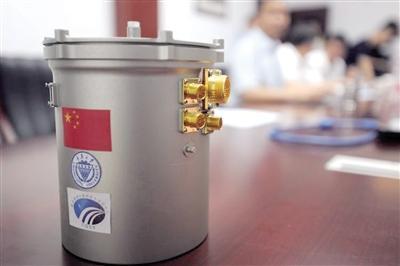 """""""嫦娥四号""""于2018年发射 将在月球表面种土豆"""