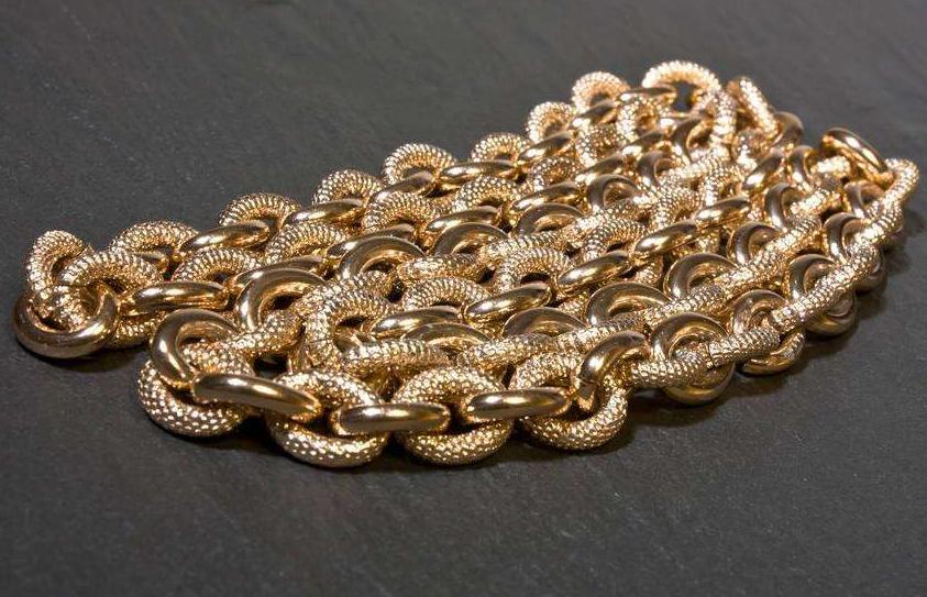 怎么带戴黄金首饰才优雅