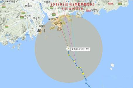 2017年台风最新消息 台风苗柏登陆广东 台风保险理赔车子吗?