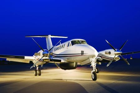 空中国王200XP:航速度比活塞式私人飞机高出50节
