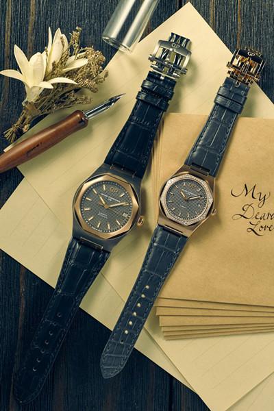 经典之作 芝柏表推出全新Laureato桂冠系列腕表