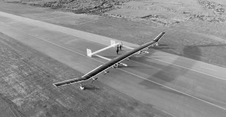 太阳能无人机成功:中国大型太阳能无人机成功首飞