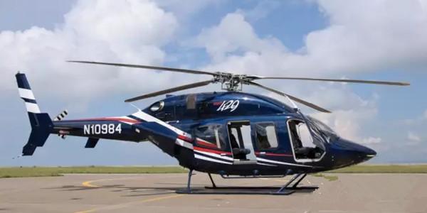 德事隆贝尔公司完成首批定制私人直升机生产工作