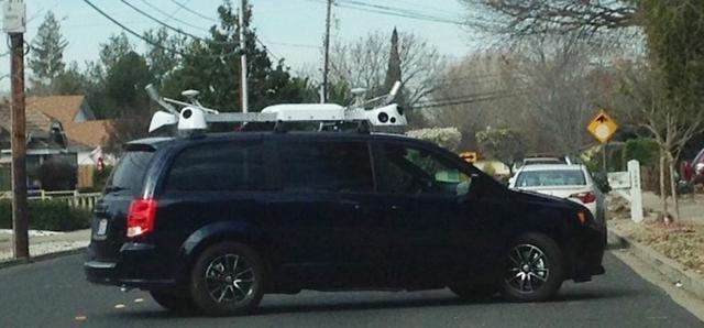 苹果正式宣布搞汽车 传说中的苹果汽车计划即将现世