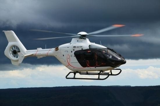 H135直升机:公务旅行私人直升机的不二之选