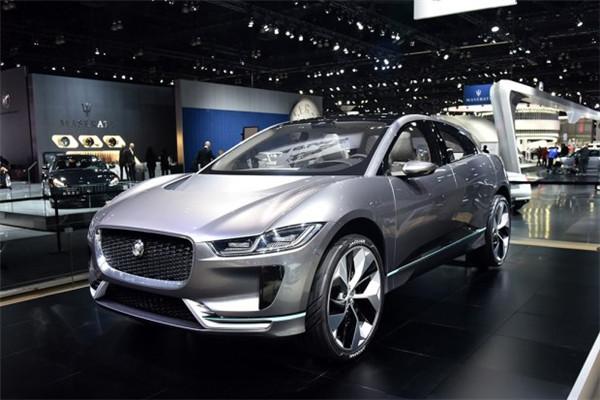 捷豹全新I-PACE纯电动车型或将于7月首发