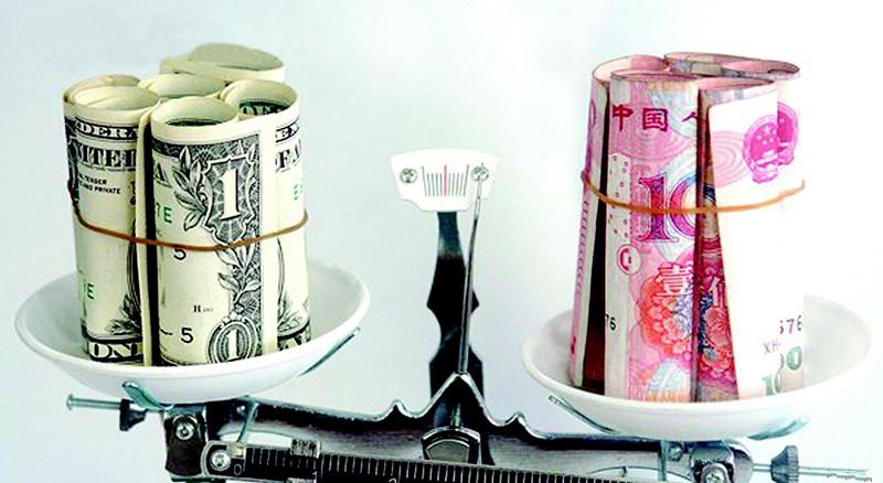 人民币汇率是如何调整的?