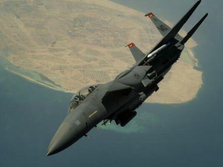 美向卡塔尔售战机 F-15战机金额高达120亿美元