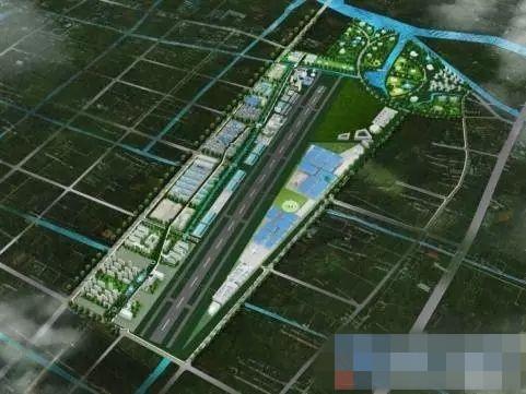 丁蜀私人飞机通用机场项目将于下半年进入建设程序