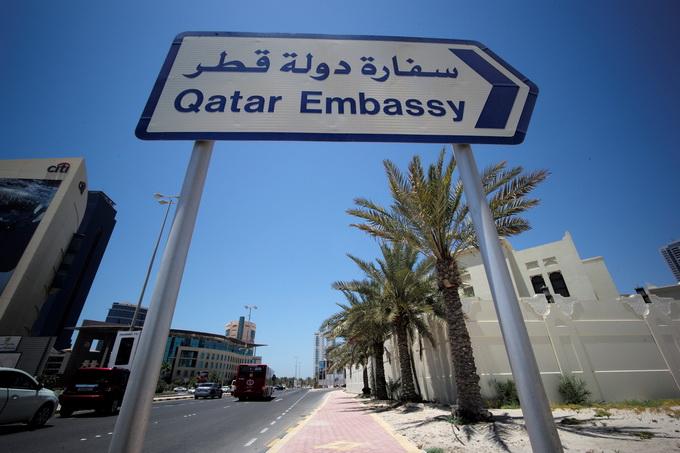 美向卡塔尔售战机 美国到底在打什么算盘
