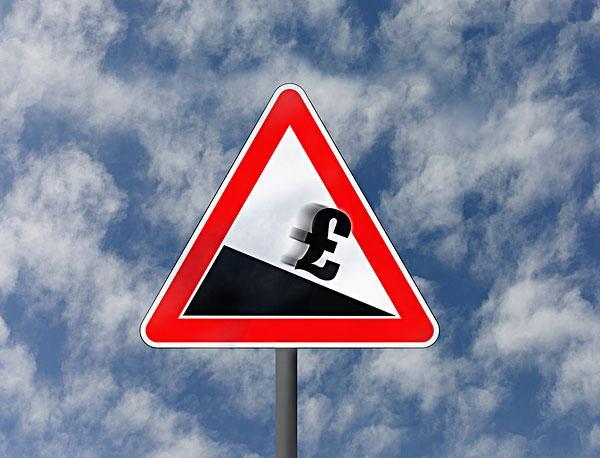 英镑汇率飙升引发不安情绪