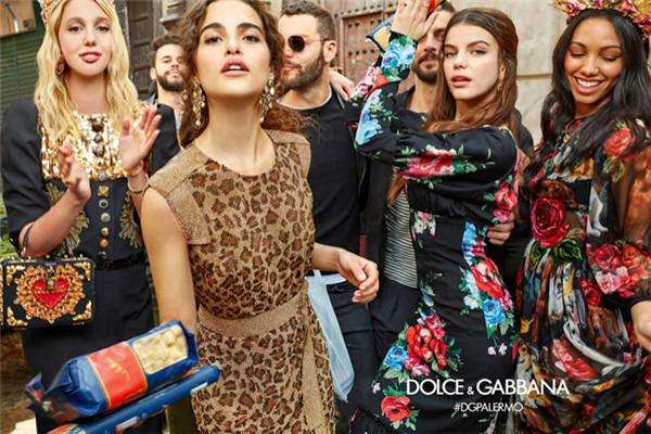 Dolce & Gabbana(杜嘉班纳)释出2017秋冬系列广告